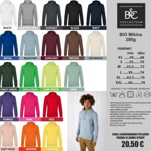 BC organic tabuľka 300x300 - Absolventské trička - Absolventské trička