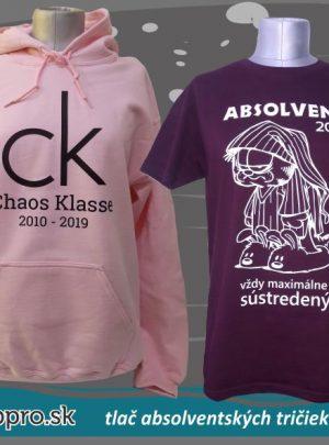 absolventská mikina a tričko pre deviatakov 300x405 - Absolventské trička - Absolventské trička