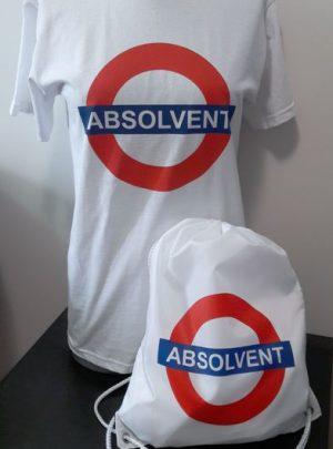 absolventské tričko2 300x405 - Absolventské trička - Absolventské trička