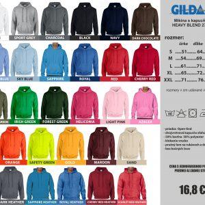 mikiny GILDAN 3 3 300x300 - Absolventské trička - Absolventské trička