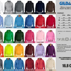 mikiny GILDAN 3 300x300 - Absolventské trička - Absolventské trička