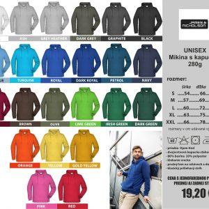 mikinyJN unisex 300x300 - Absolventské tričká - Absolventské tričká