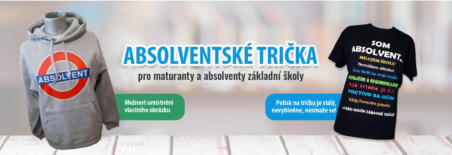 banner absolventske tricka 1500 x 500 2 BLUE CZ2 - Absolventské trička - Absolventské trička