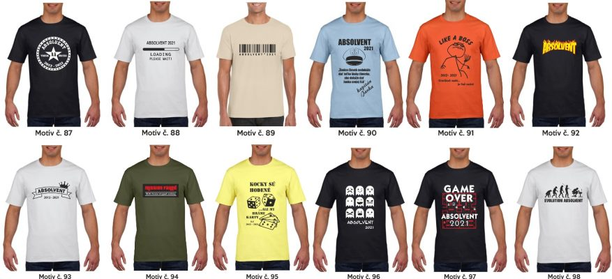 5 877x400 - Absolventské trička - Absolventské trička